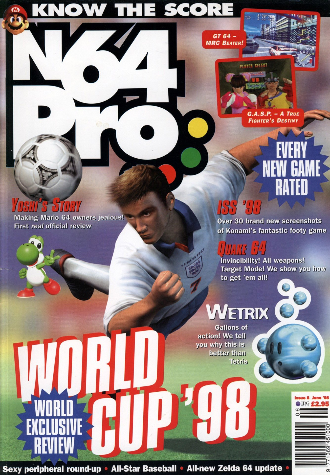 N64 Pro Issue 08 (June 1998)
