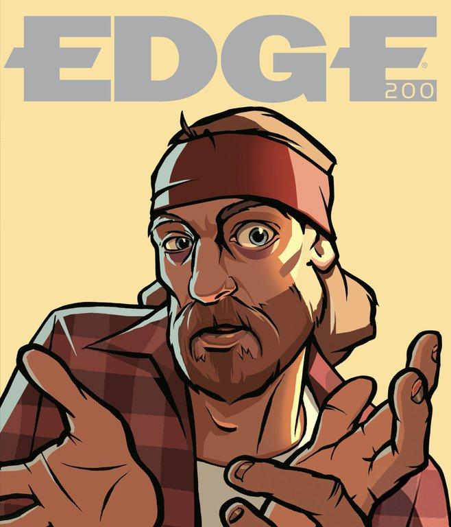 Edge 200 (April 2009) (cover 190 - The Truth - GTA San Andreas)
