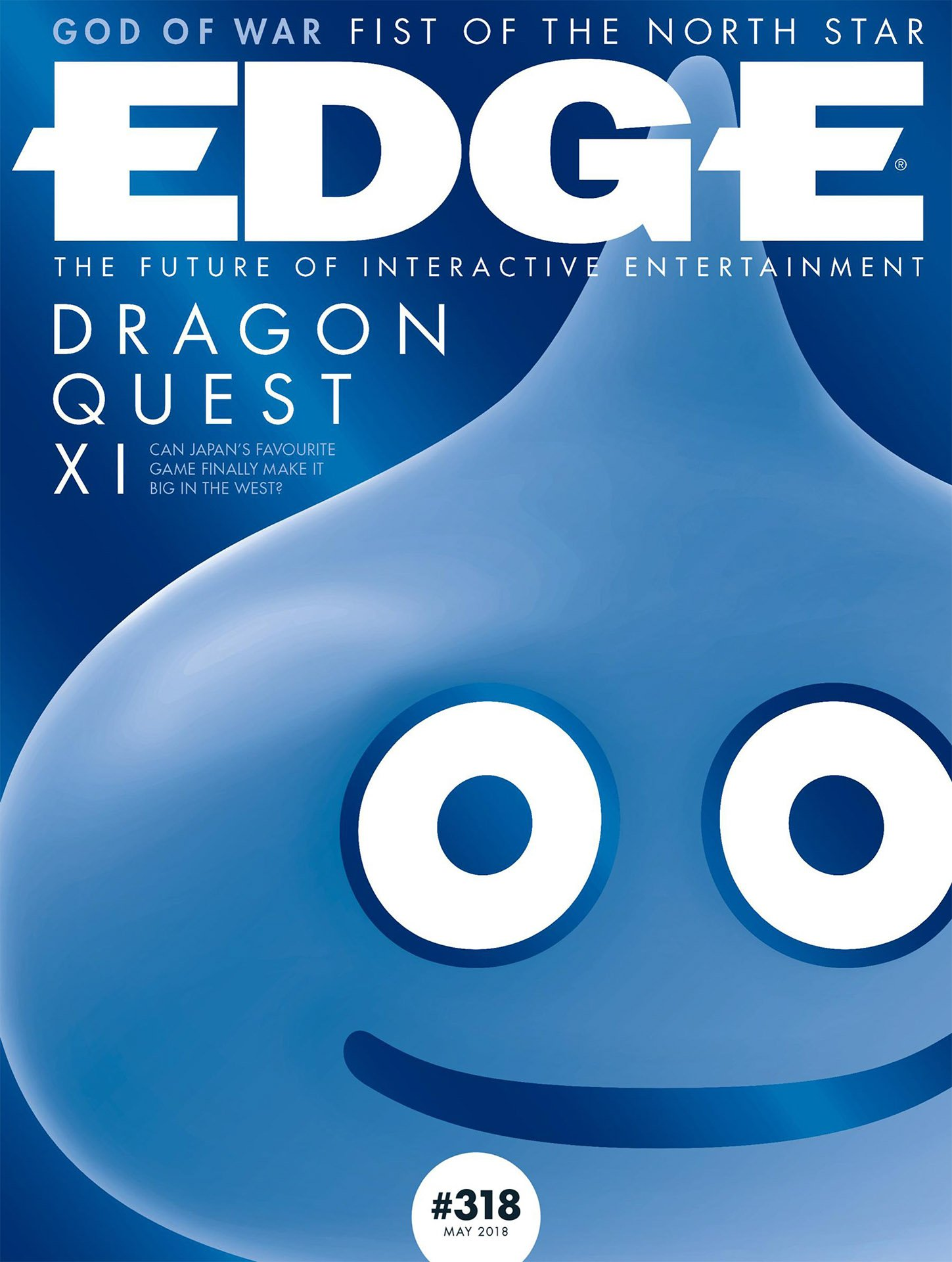 Edge 318 (May 2018)