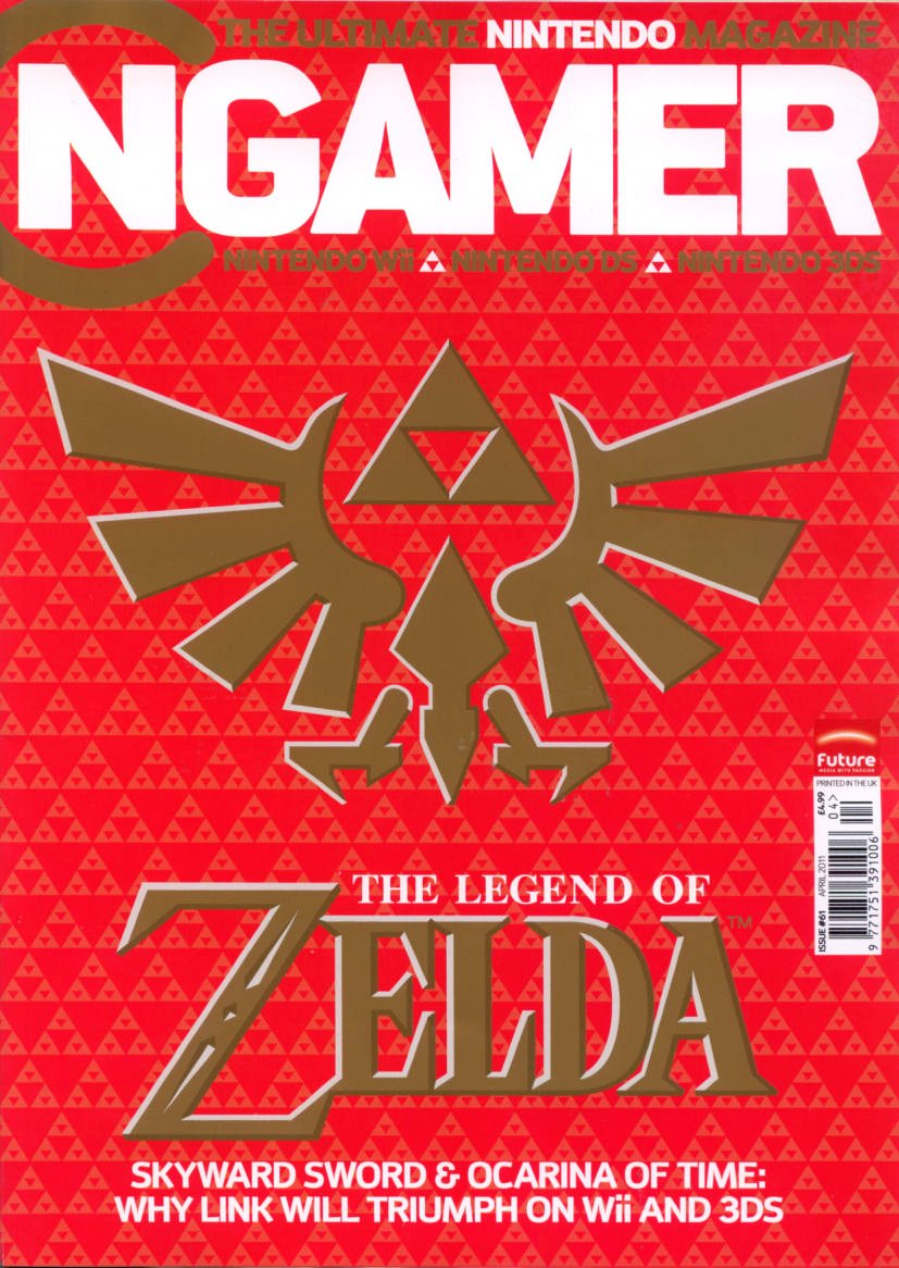NGamer Issue 61 (April 2011)