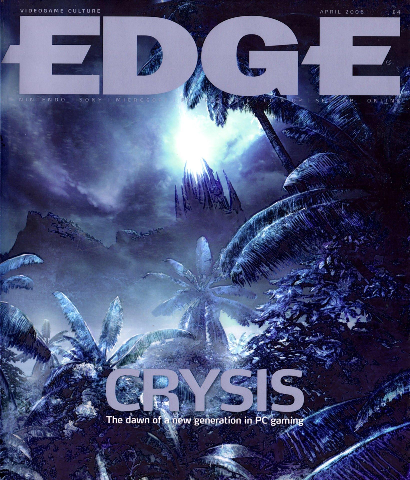 Edge 161 (April 2006)