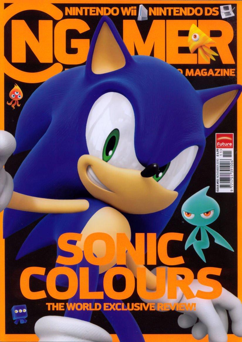 NGamer Issue 55 (November 2010)