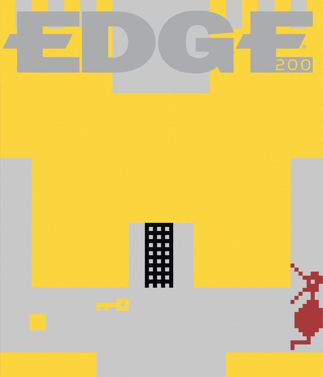 Edge 200 (April 2009) (cover 081 - Adventure)