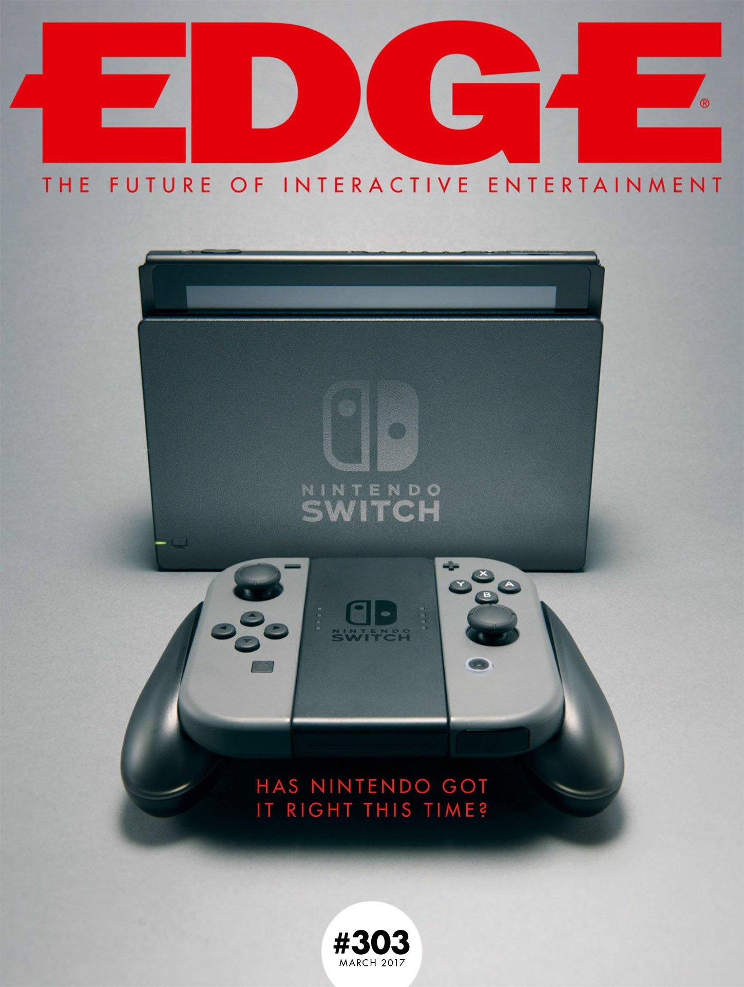 Edge 303 (March 2017)