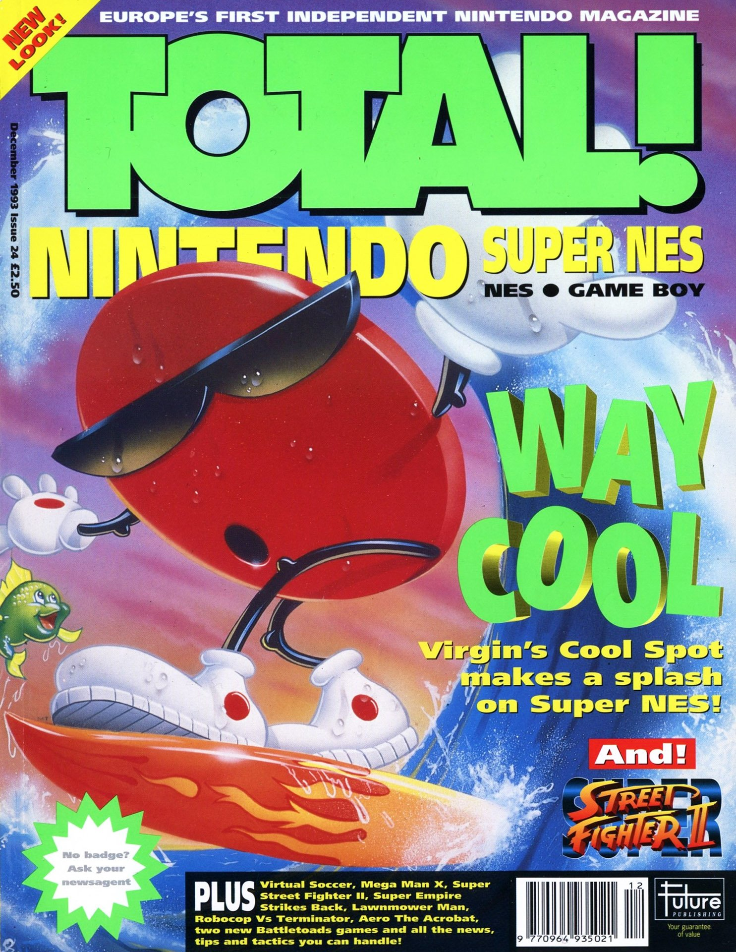 Total! Issue 24 (December 1993)