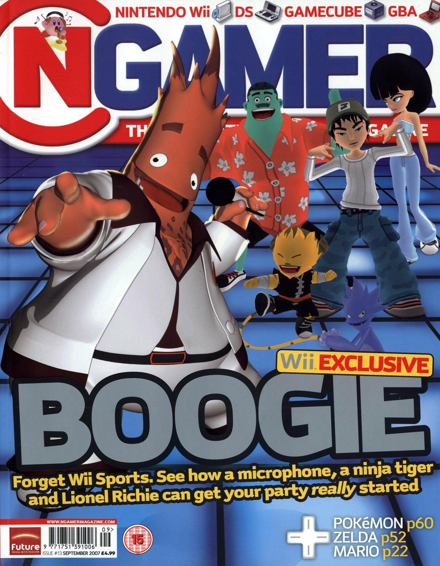 NGamer Issue 13 (September 2007)