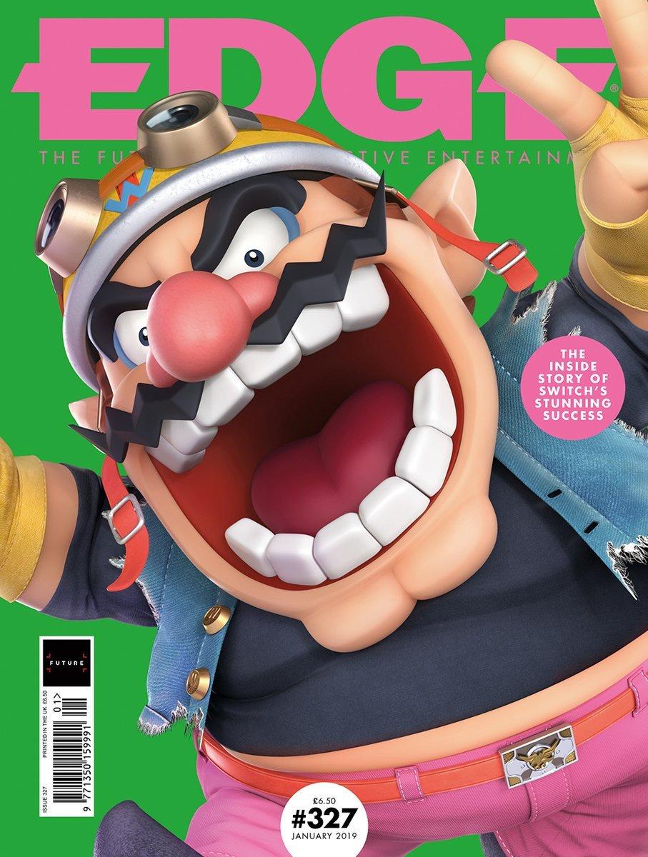 Edge 327 (January 2019) (cover 5)