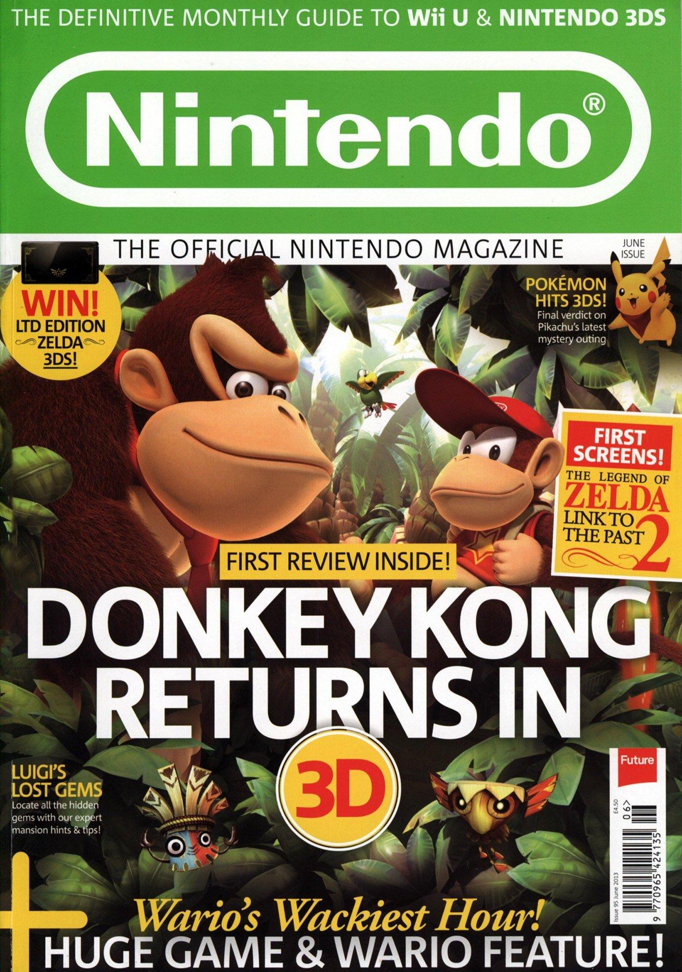 Official Nintendo Magazine 095 (June 2013)