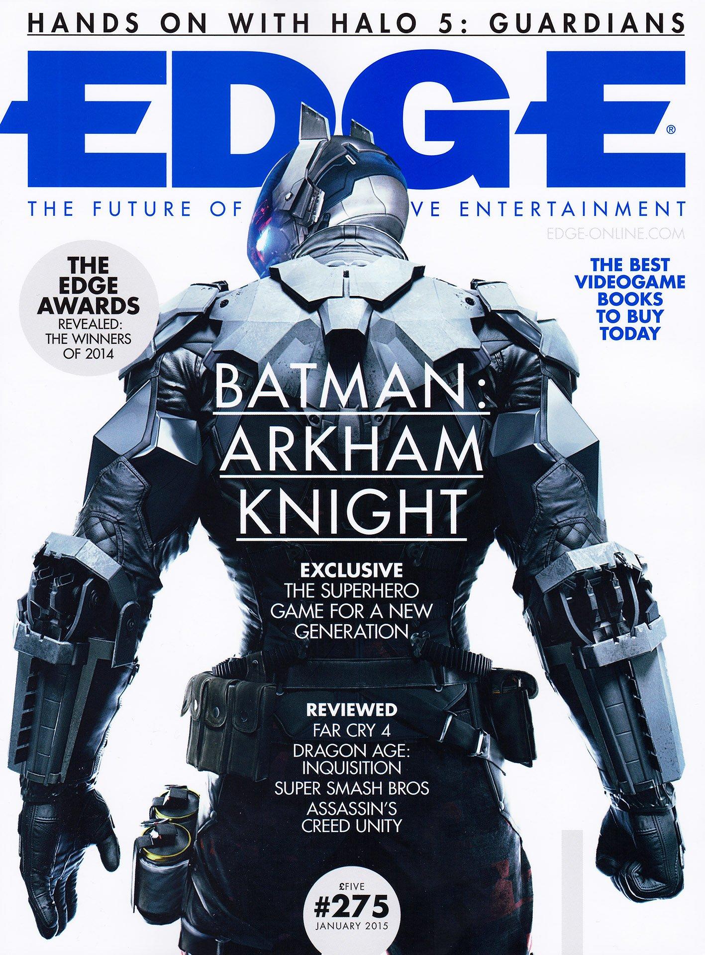 Edge 275 (January 2015)