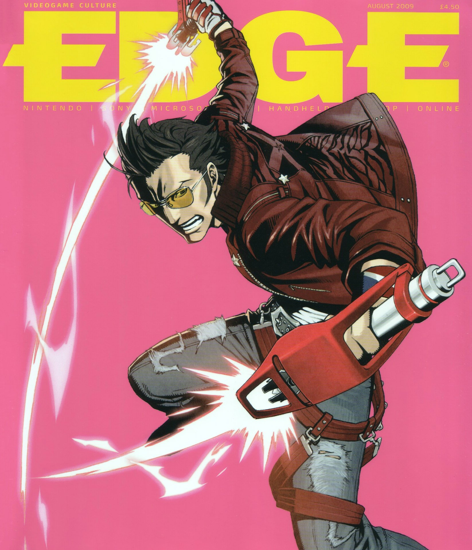 Edge 204 (August 2009) (subscriber edition)