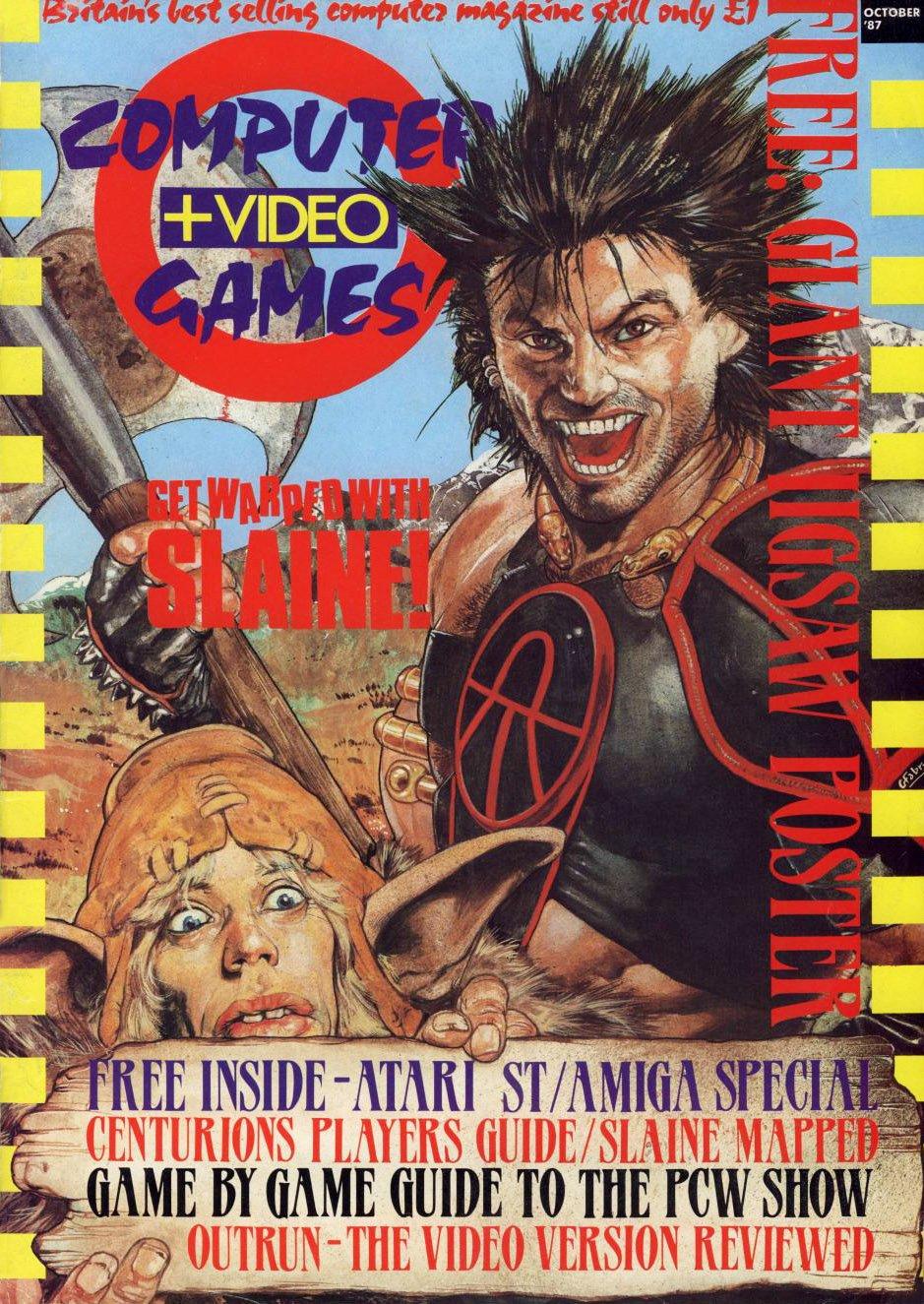 Computer & Video Games 072 (October 1987)