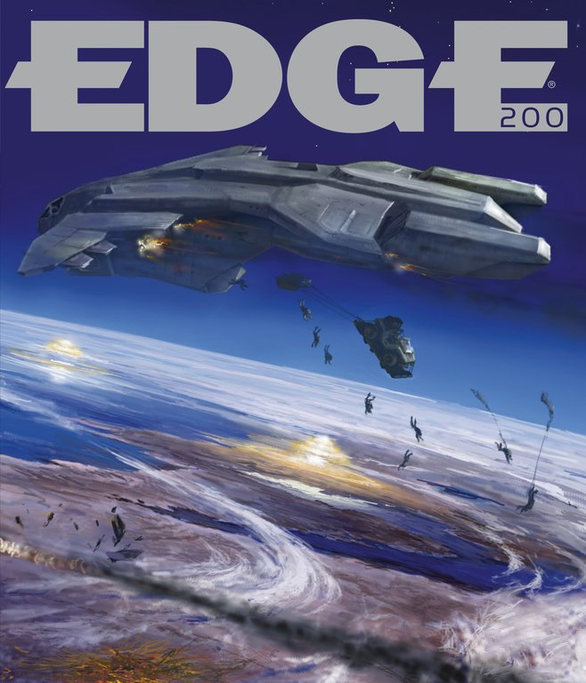 Edge 200 (April 2009) (cover 187 - Halo 2)