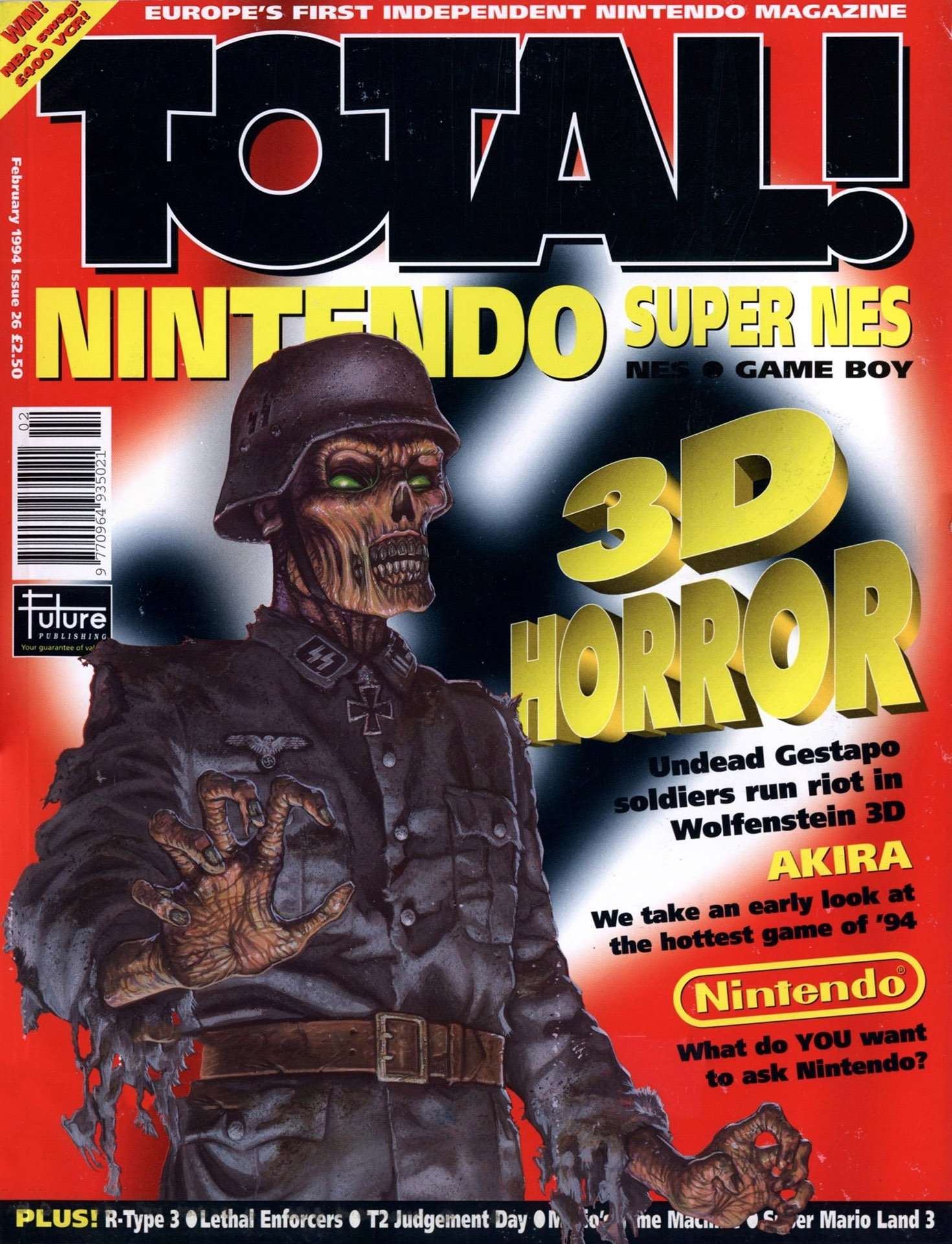 Total! Issue 26 (February 1994)
