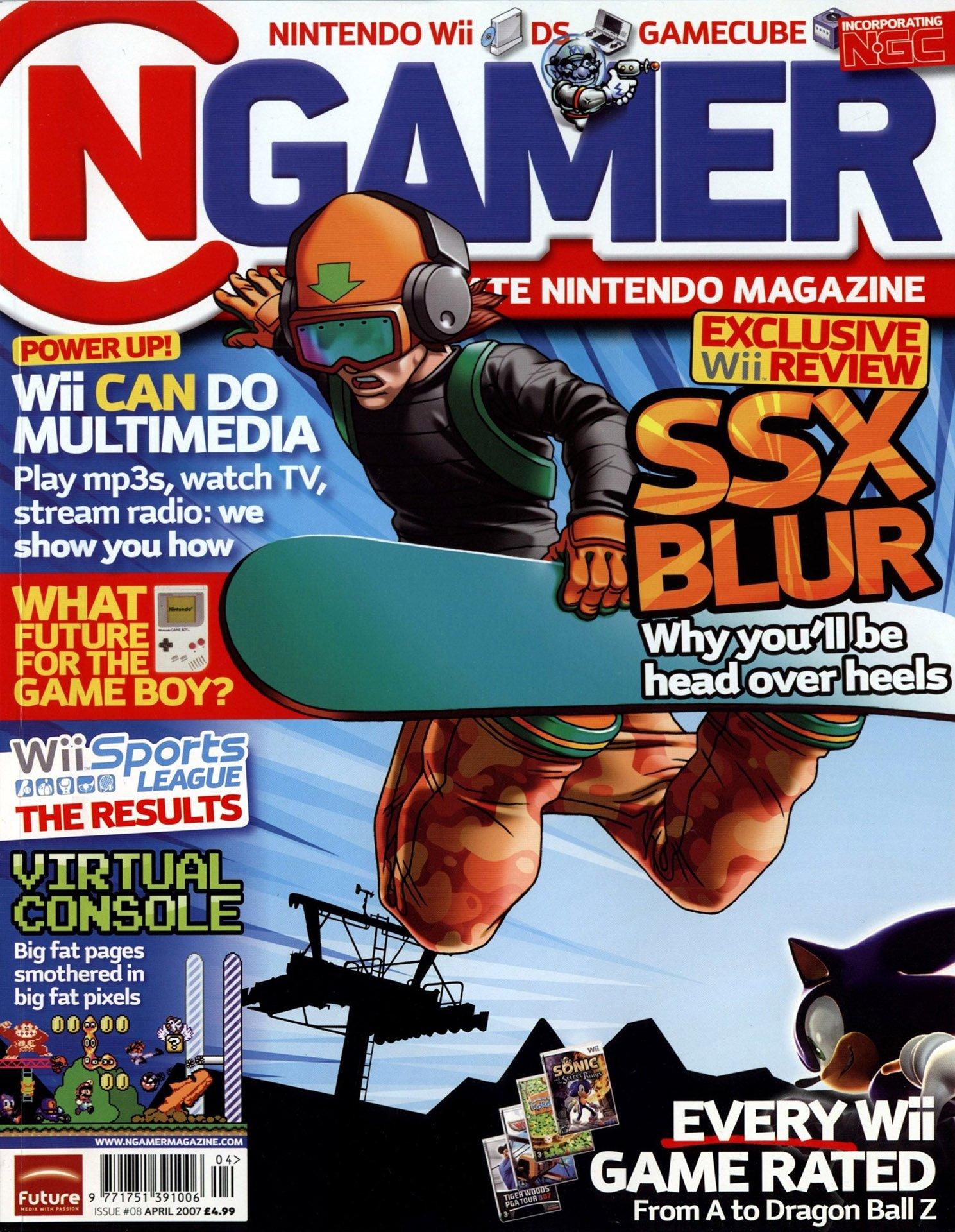 NGamer Issue 08 (April 2007)