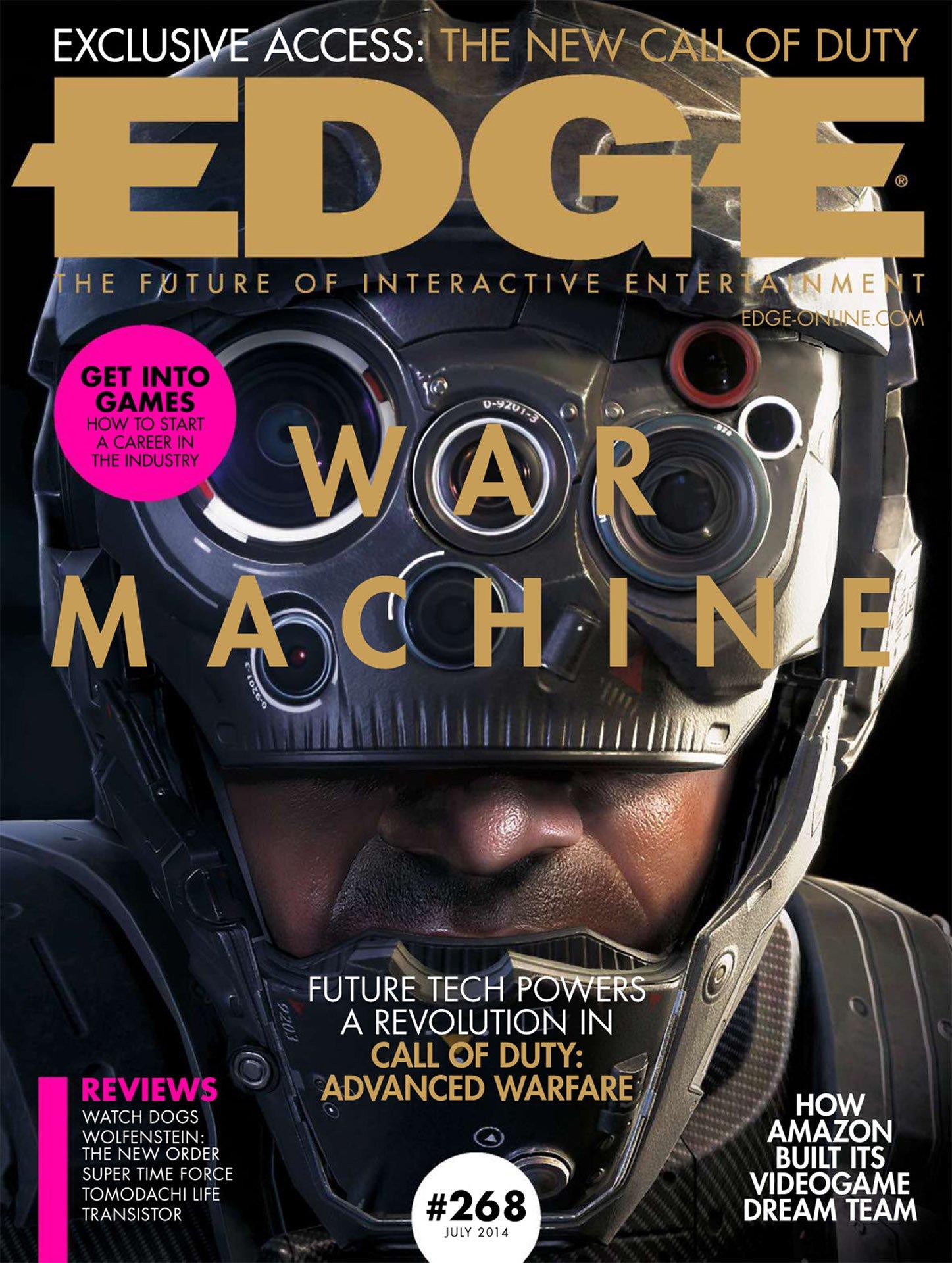 Edge 268 (July 2014)