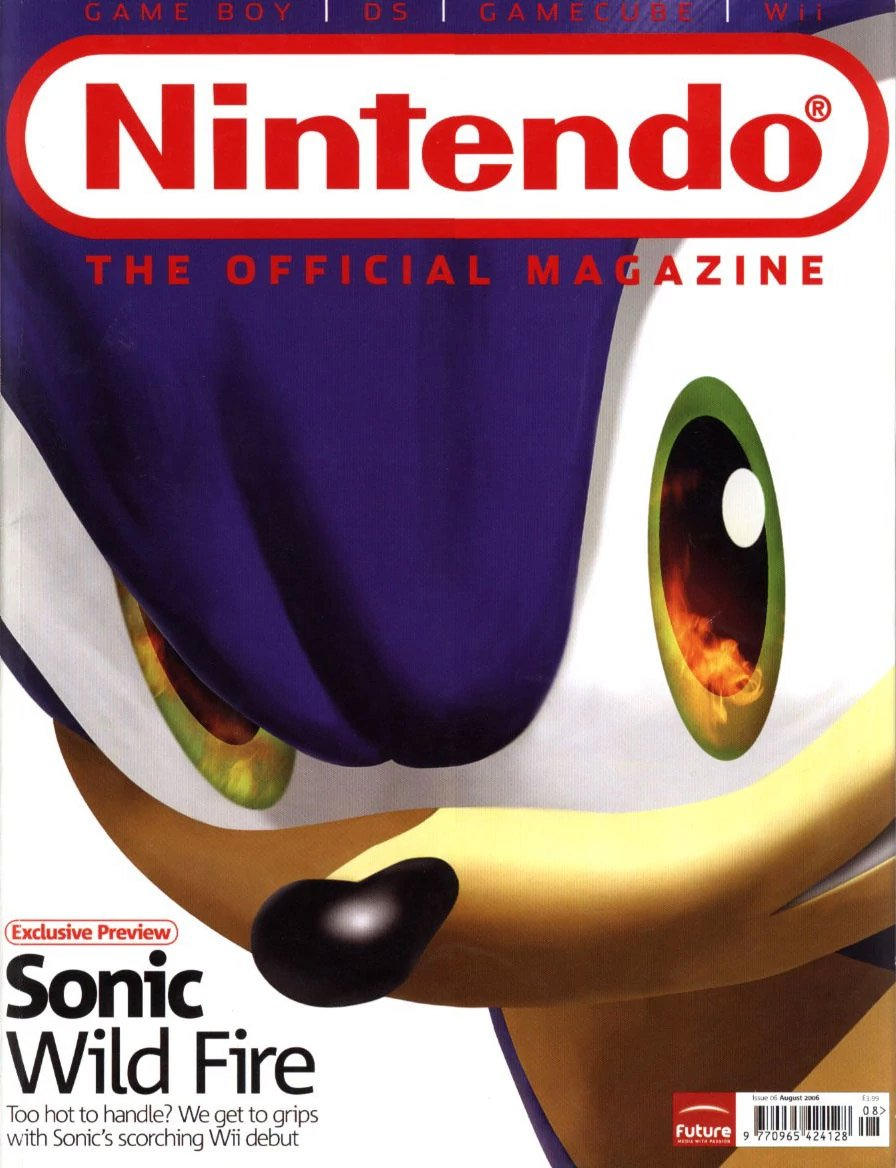 Official Nintendo Magazine 006 (August 2006)