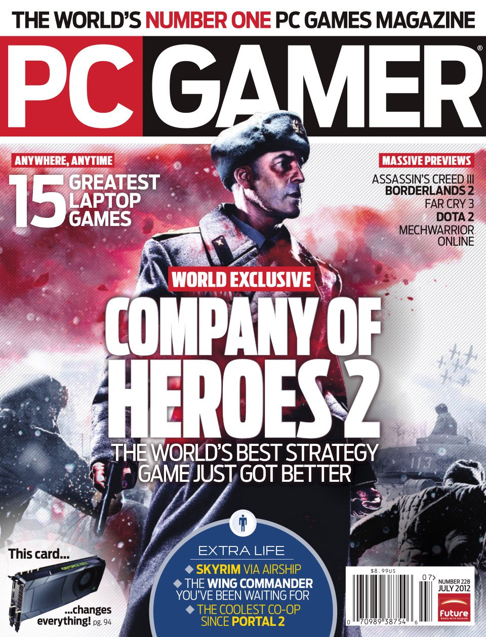 PC Gamer Issue 228 (July 2012)
