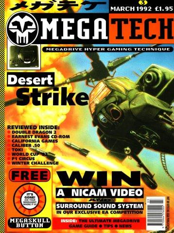 MegaTech 03 (March 1992)