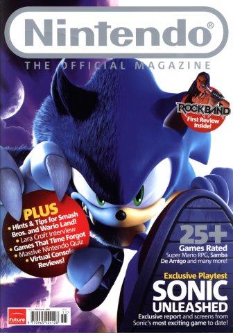 Official Nintendo Magazine 035 (November 2008)
