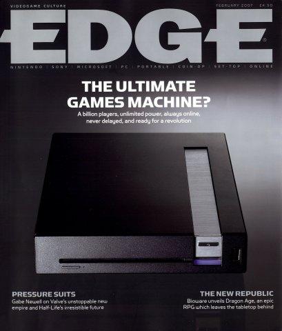 Edge 172 (February 2007)