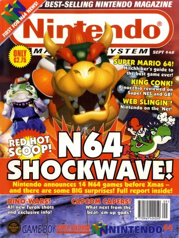 Nintendo Magazine System 048 (September 1996)