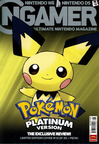 NGamer Issue 36 (June 2009)