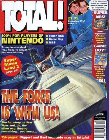 Total! Issue 12 (December 1992)