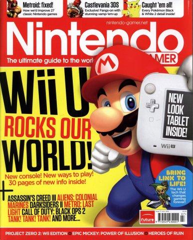 Nintendo Gamer Issue 77 (July 2012)