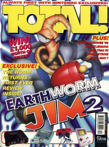 Total! Issue 48 (December 1995)
