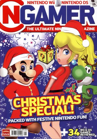 NGamer Issue 31 (January 2009)