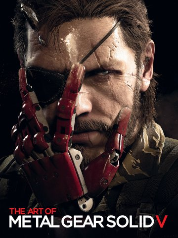 Metal Gear Solid: The Art of Metal Gear Solid V