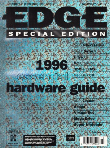 Edge Special Edition: 1996 Essential Hardware Guide
