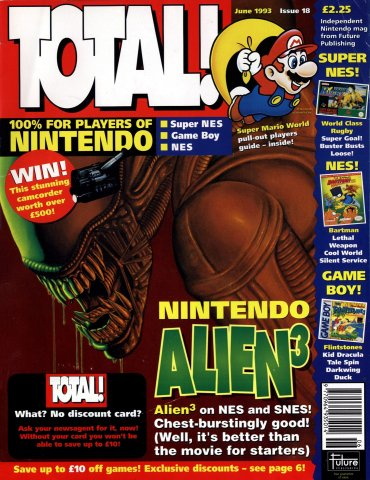 Total! Issue 18 (June 1993)