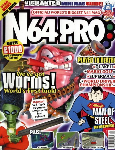 N64 Pro Issue 24 (August 1999)