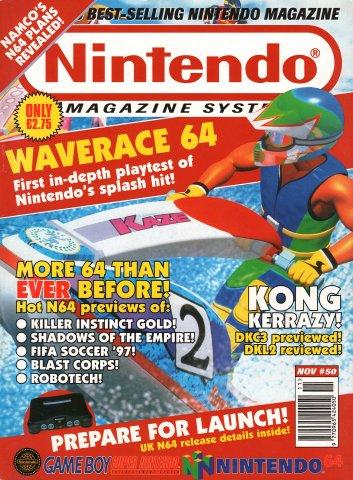 Nintendo Magazine System 050 (November 1996)