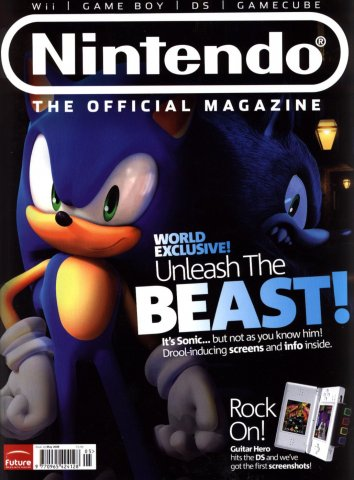 Official Nintendo Magazine 029 (May 2008)