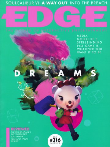 Edge 316 (March 2018) (cover 1)