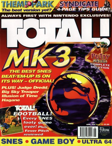 Total! Issue 42 (June 1995)