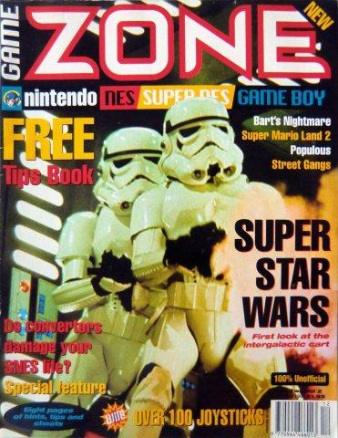 Nintendo Game Zone Issue 02 (December 1992)