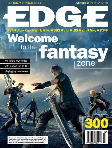 Edge 300 (Christmas 2016)