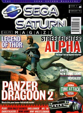 Official Sega Saturn Magazine 04 (February 1996)