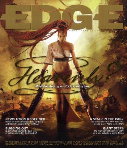 Edge 163 (June 2006)