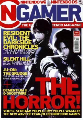 NGamer Issue 40 (October 2009)