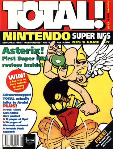 Total! Issue 20 (August 1993)
