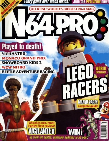 N64 Pro Issue 20 (Easter 1999)