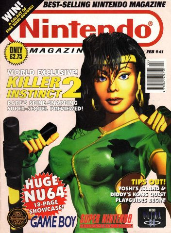 Nintendo Magazine System 041 (February 1996)