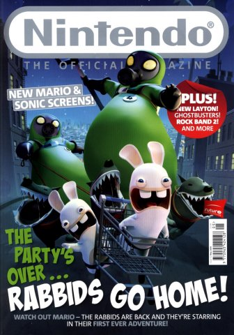 Official Nintendo Magazine 042 (May 2009)
