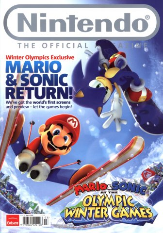 Official Nintendo Magazine 040 (March 2009)