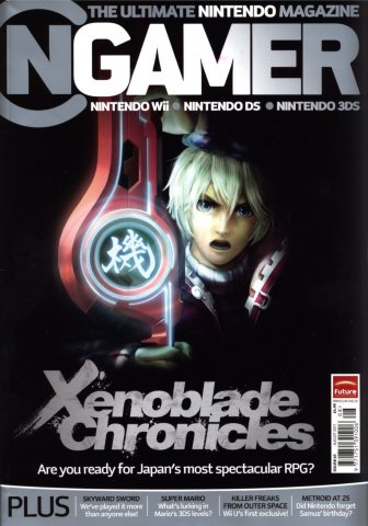 NGamer Issue 65 (August 2011)