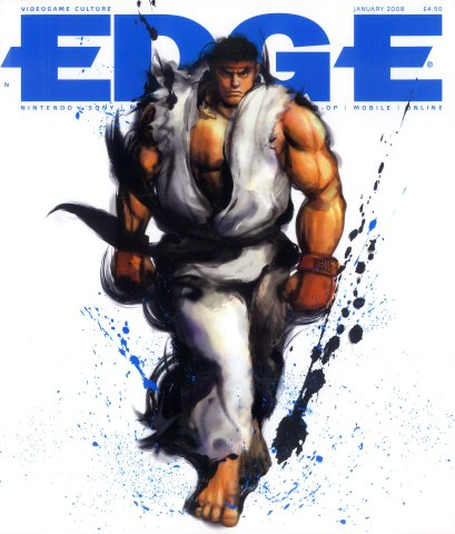 Edge 184 (January 2008) (cover 2)